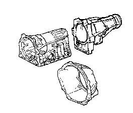 Dodge Ram 2500 Rod. Gear shift control. Transfer case