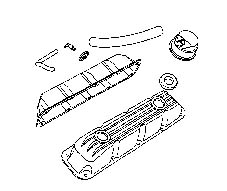 2001 Dodge Ram 3500 REG CAB CHASSIS 5.9L Magnum V8 A/T