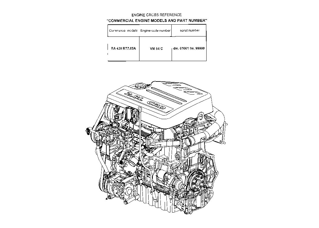Jeep Grand Cherokee Label. Emission. [4.7l v8 power tech