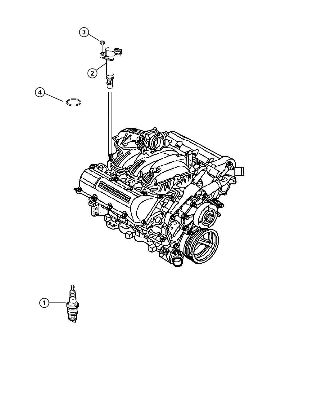 Dodge Spark Plug Suggested