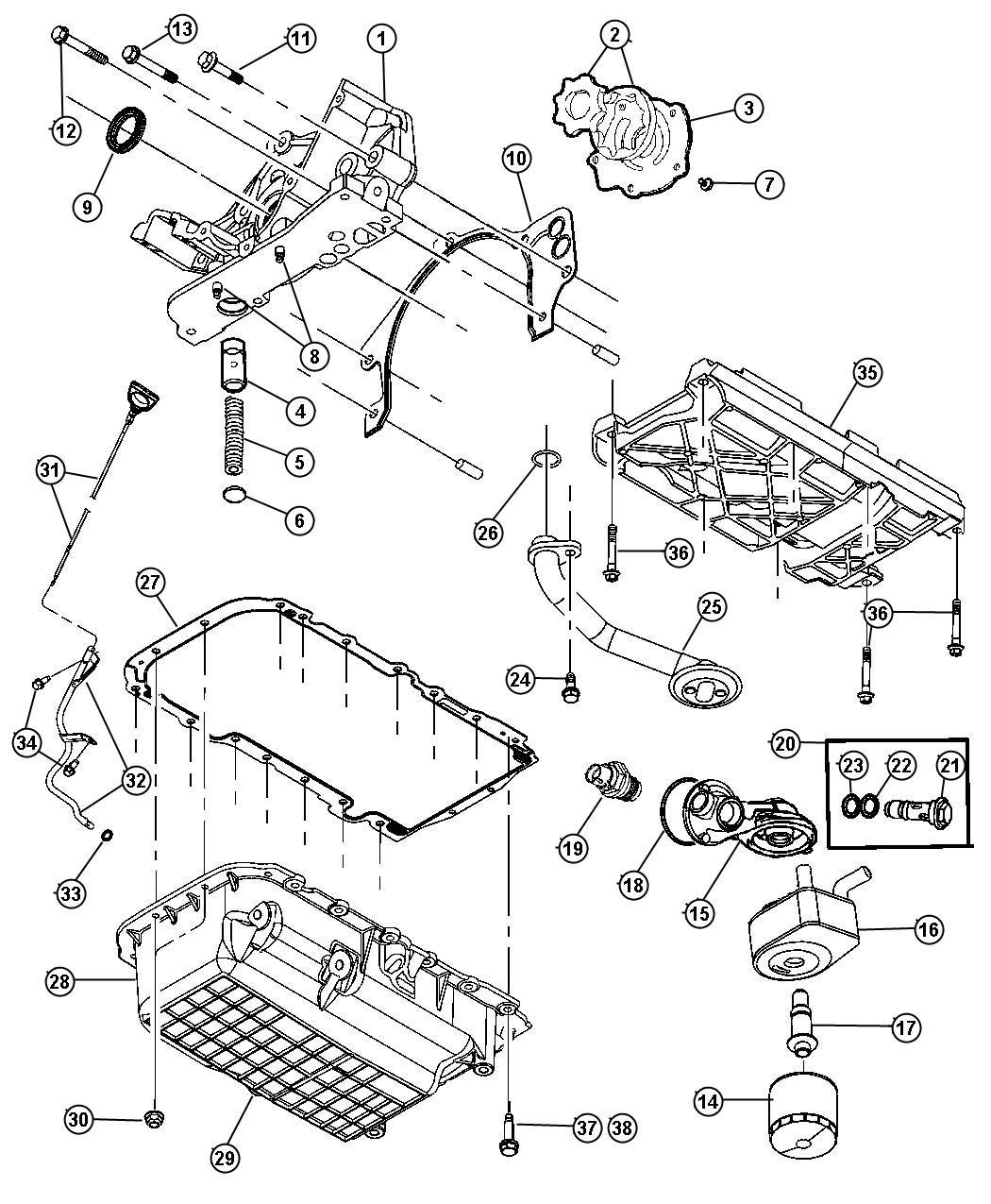 [DIAGRAM] 2 5l Chrysler Engine Diagrams FULL Version HD