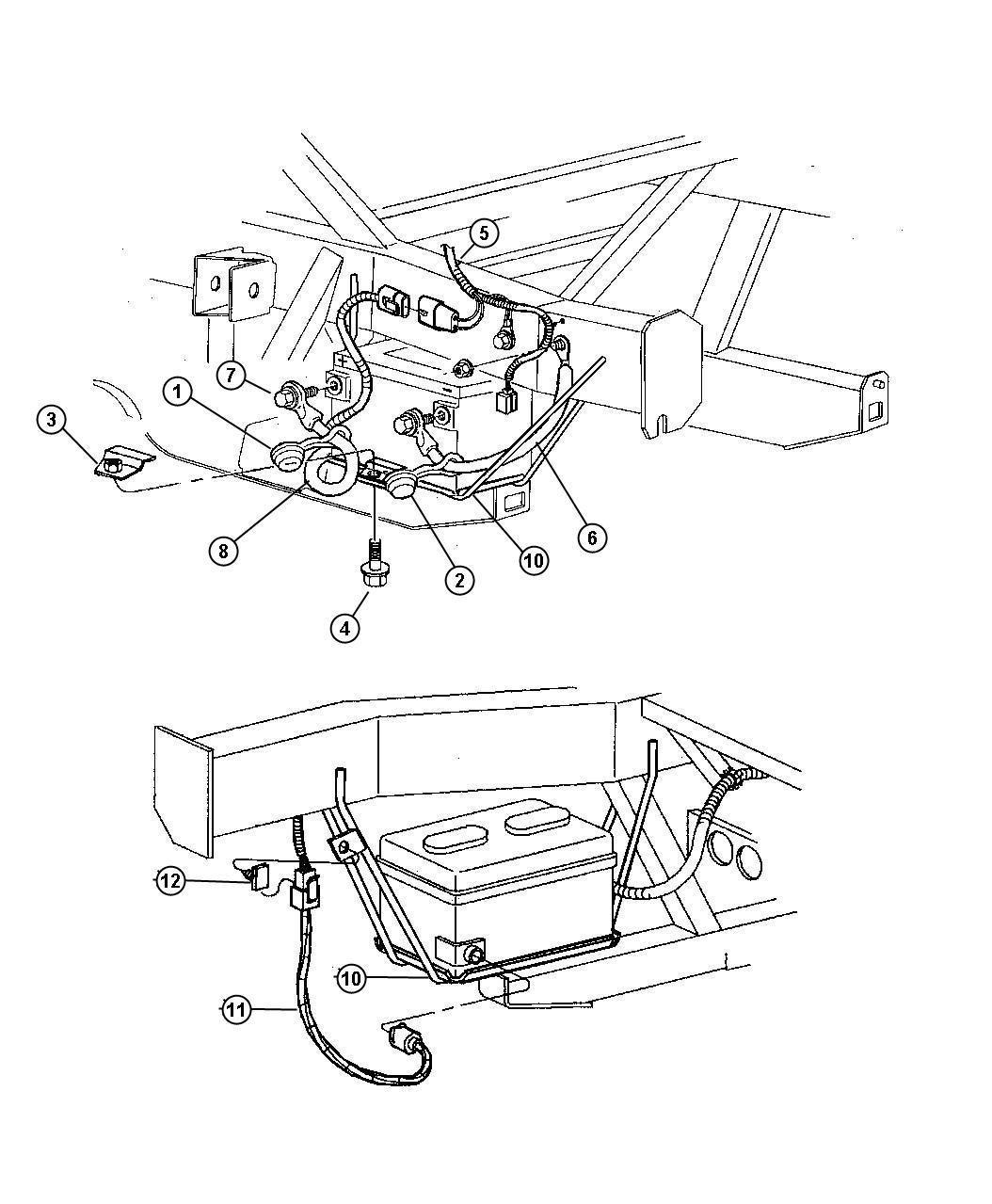 Dodge Viper Wiring Body