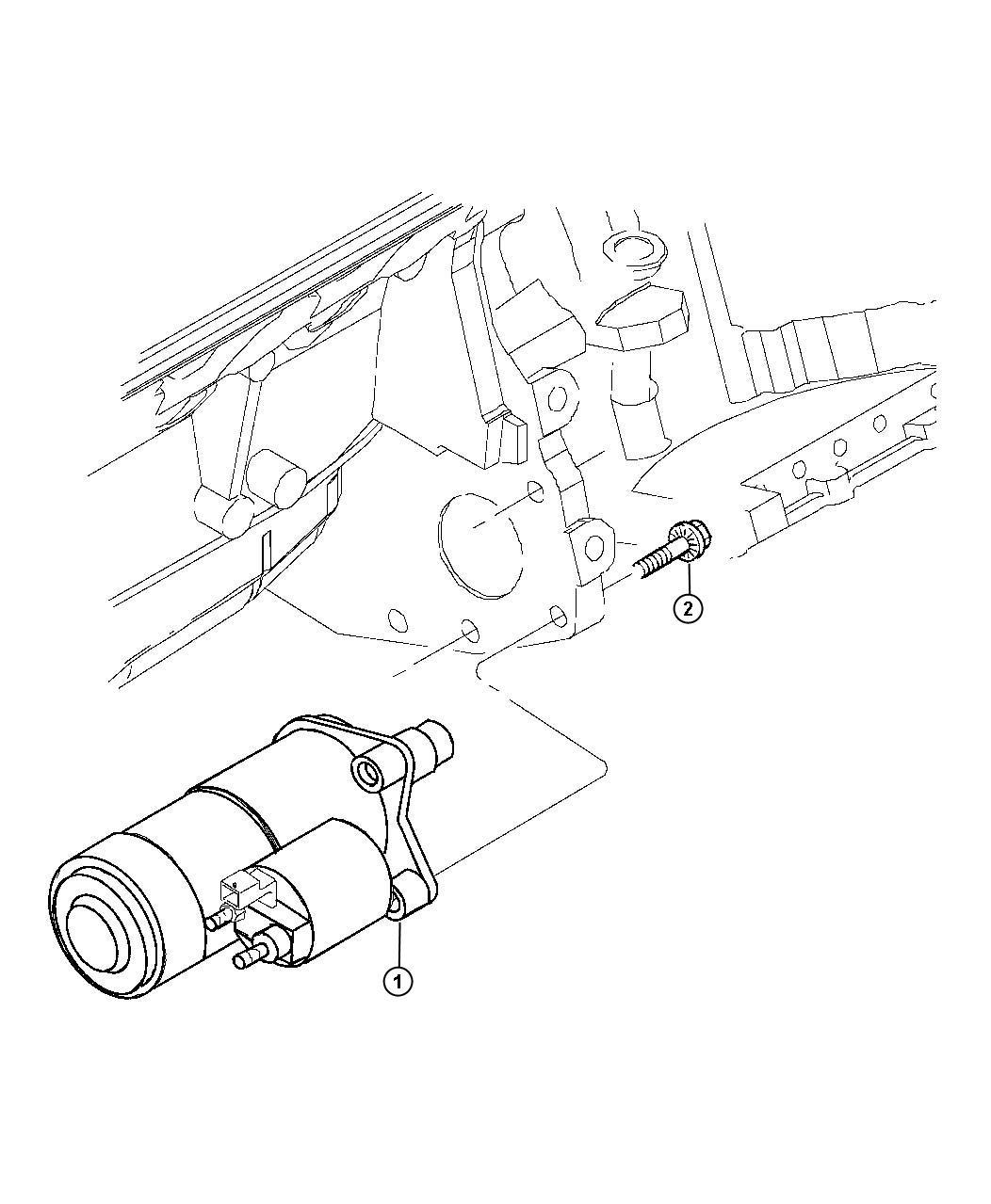 Dodge Stratus Starter Engine Conditioners