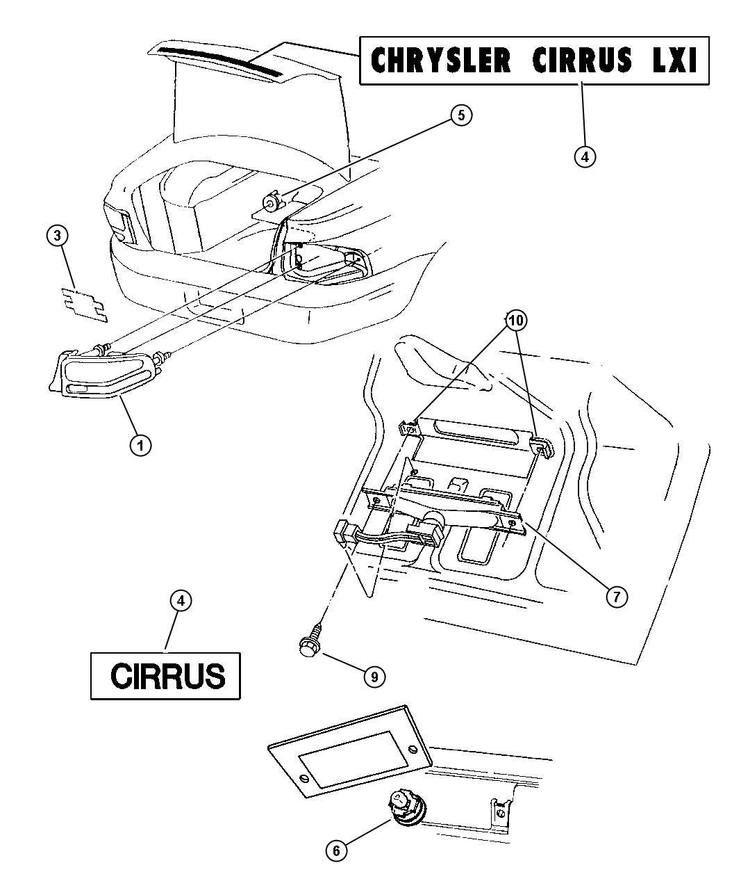 [DIAGRAM] 1996 Chrysler Lhs Wiring Diagram FULL Version HD