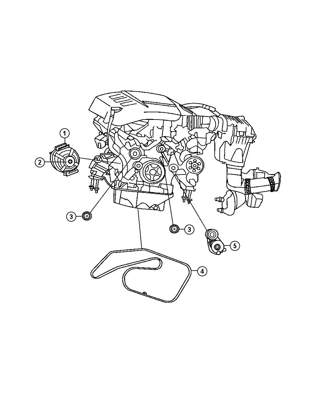 Jeep Grand Cherokee Wiring. Used for: alternator and