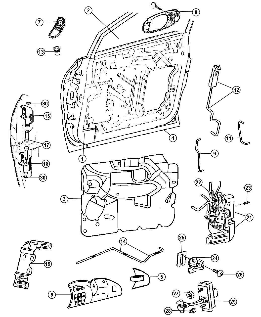 [DIAGRAM] 2010 Dodge Grand Caravan Parts Diagram FULL