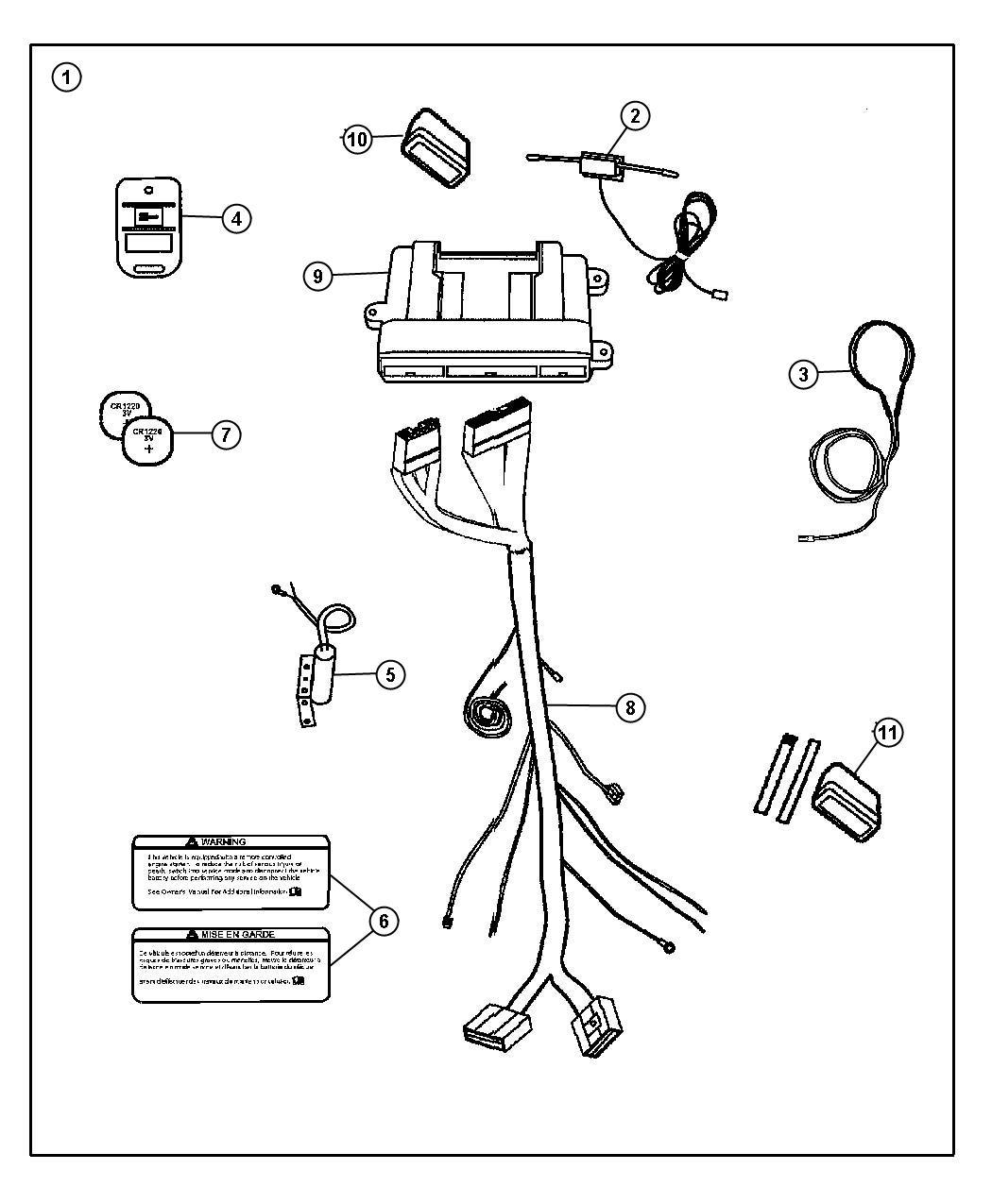 Remote Start Diagram