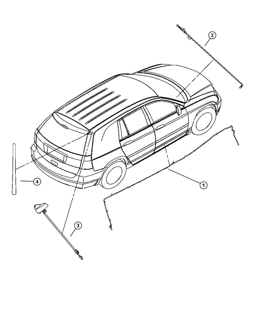 Mast Diagram
