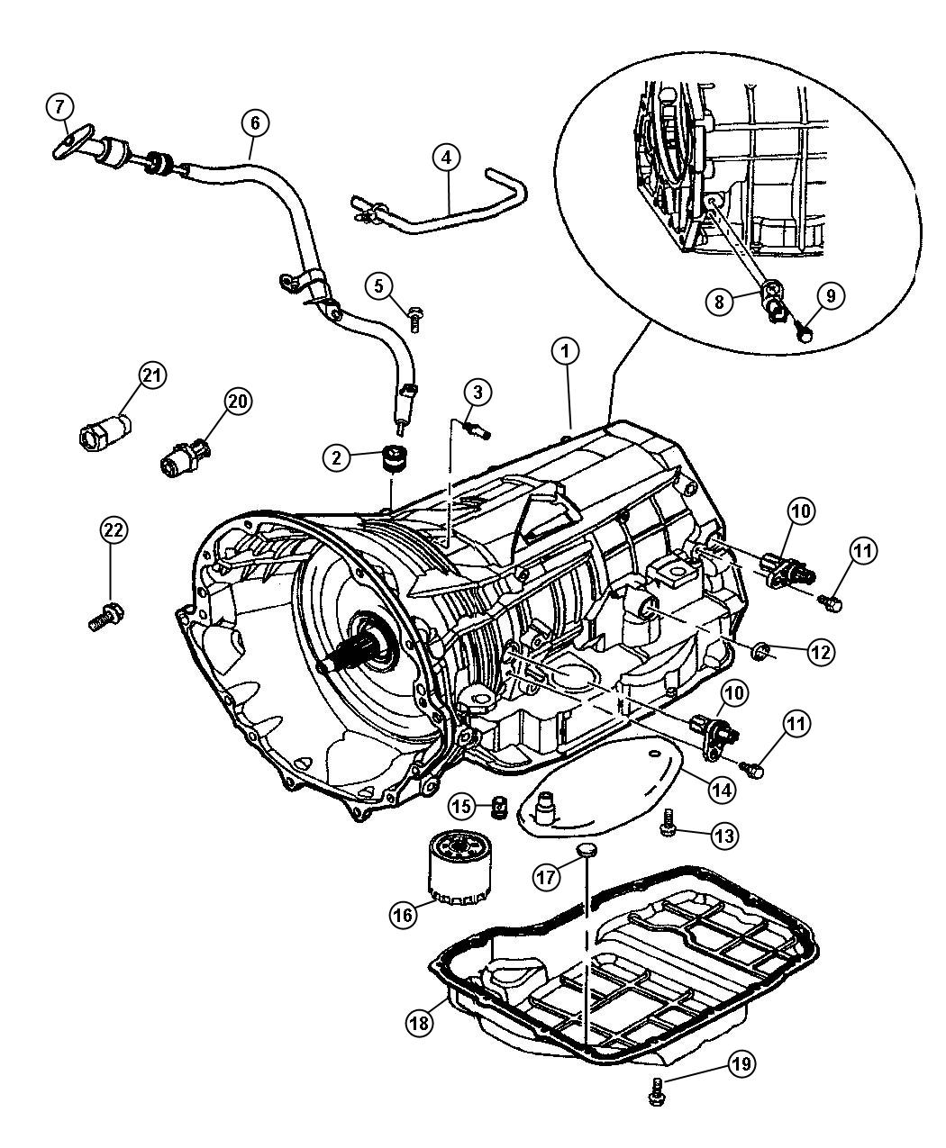 [DIAGRAM] Allison Transmission Parts Diagram Manual FULL
