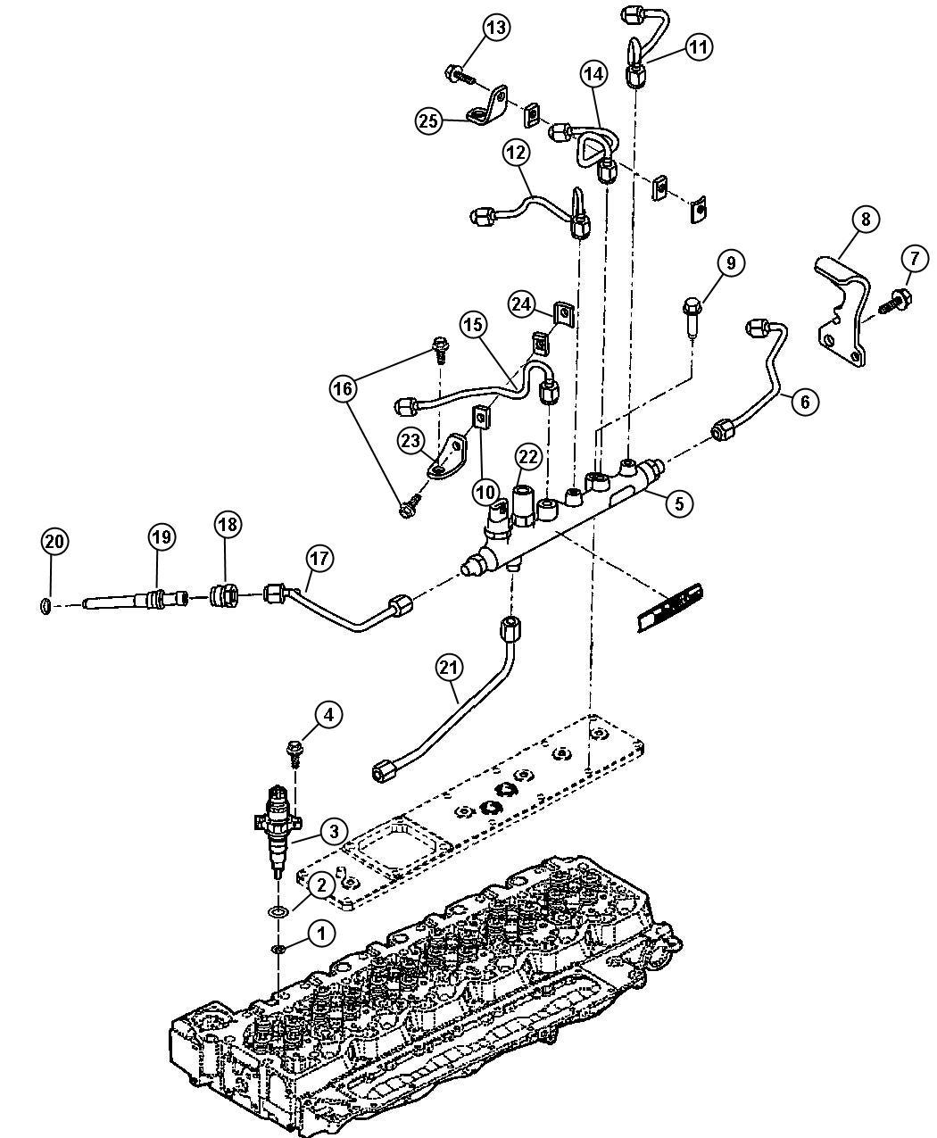 Dodge Valve Pressure Relief Injjection Fleetnext