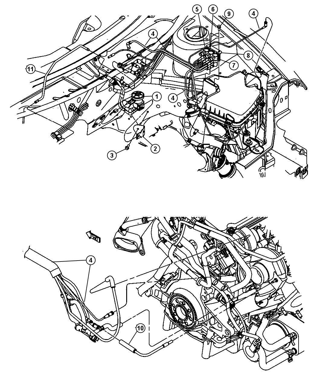 Dodge Ram Port Emission Testing Service