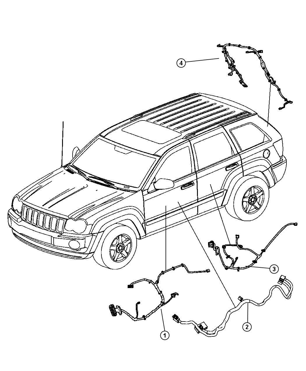 [DIAGRAM] Mopar Accessories For The 2011 Jeep Grand