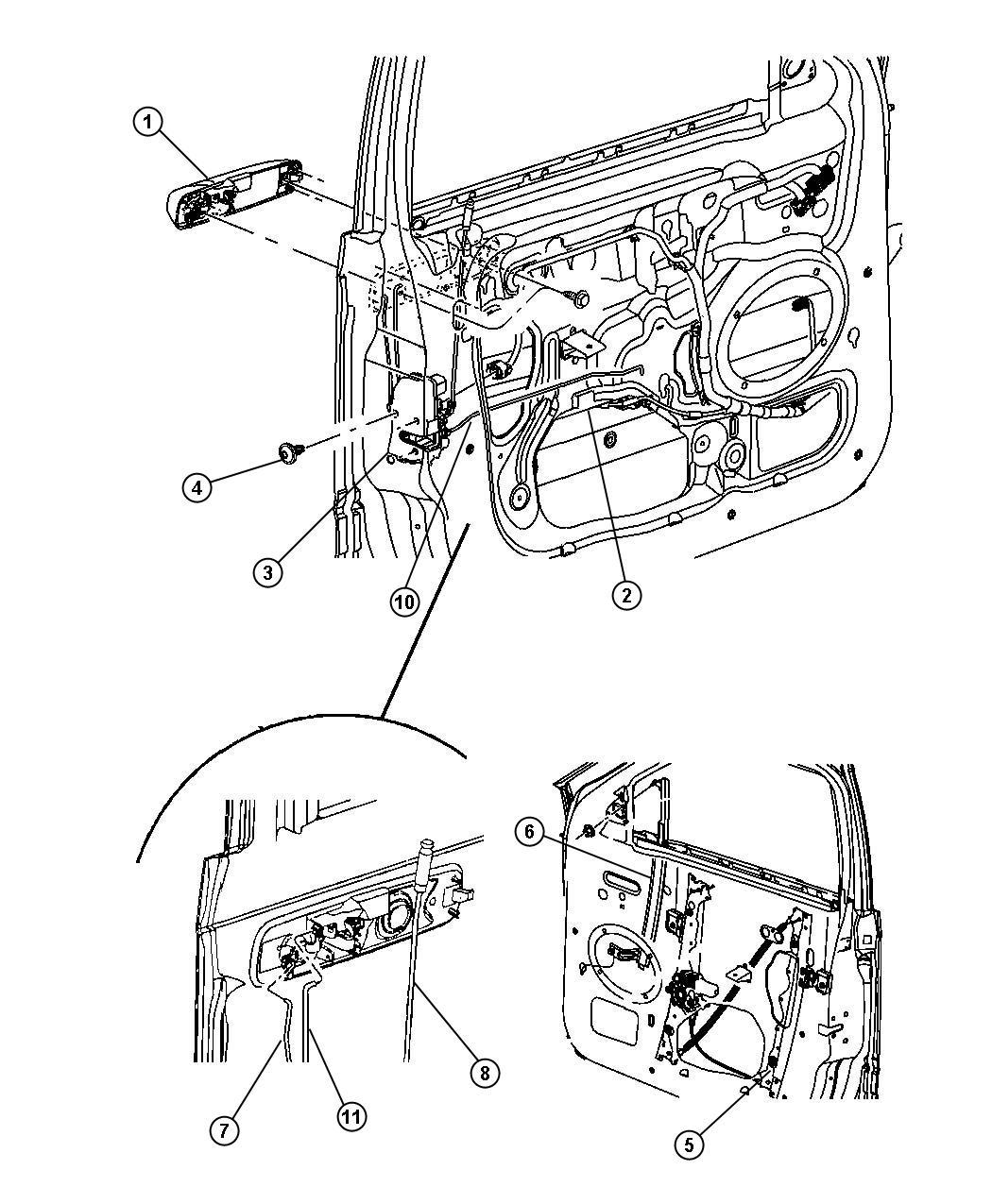Dodge Grand Caravan Crew 3 6l V6 Screw Tapping