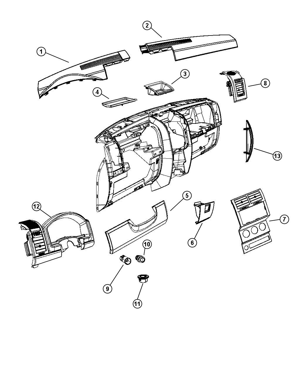 Jeep Liberty Handle. Grab. [ka], [instrument panel], [ka