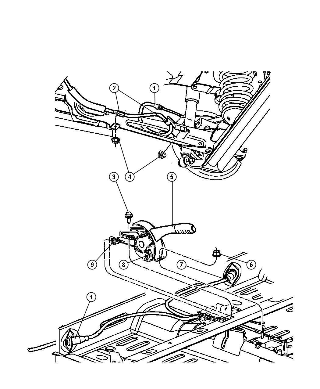 Jeep Patriot Switch. Parking brake. Trim: [all trim codes