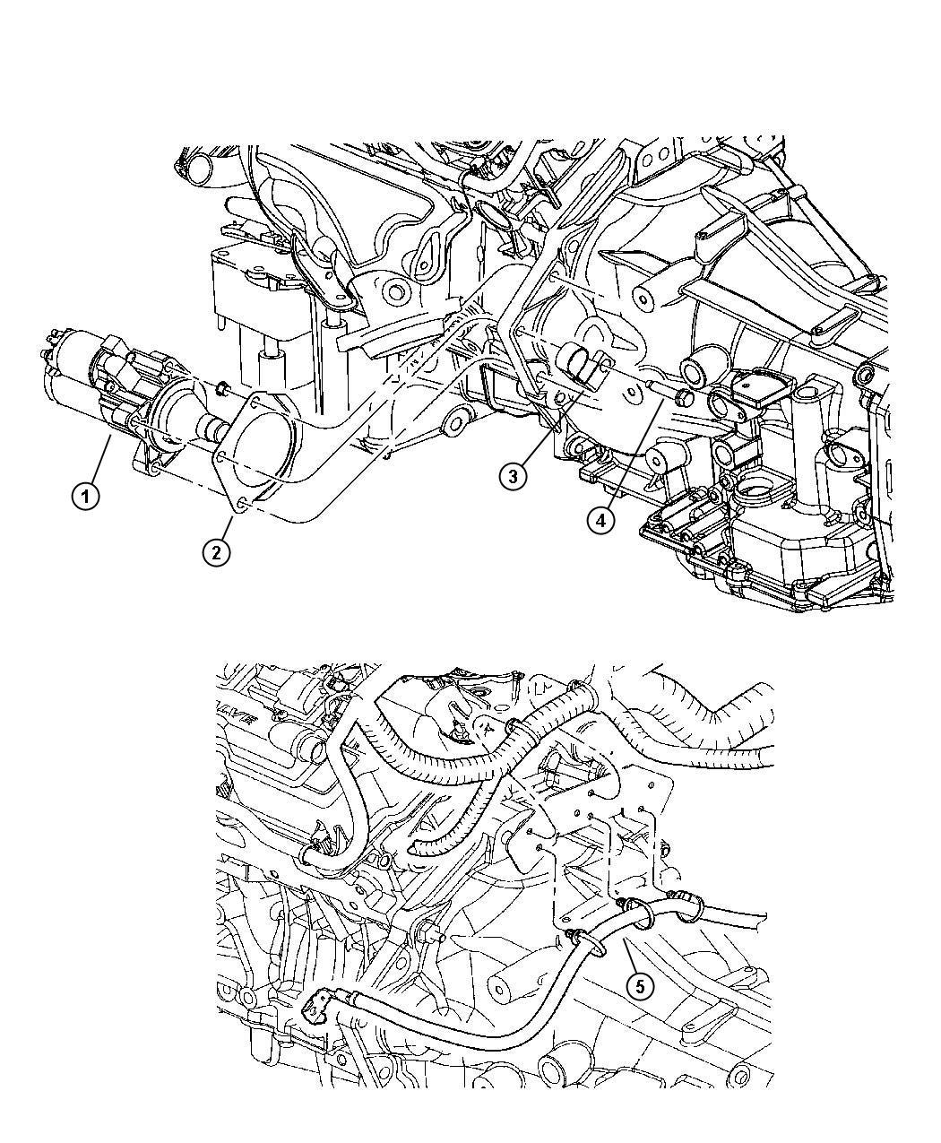 Dodge Avenger Wiring Starter