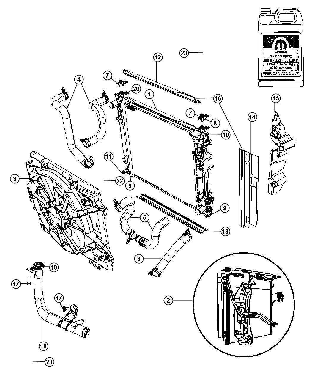 Chrysler Town Amp Country Touring 3 8l V6 Resistor