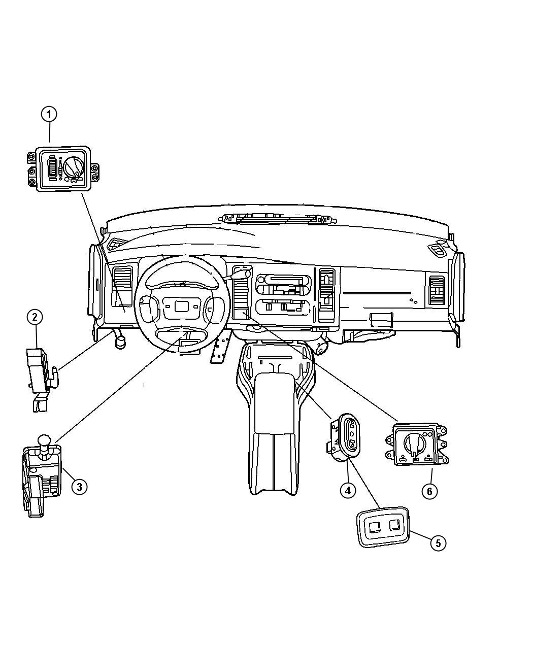 [DIAGRAM] 7 Way Trailer Plug With Round Connectors Mopar