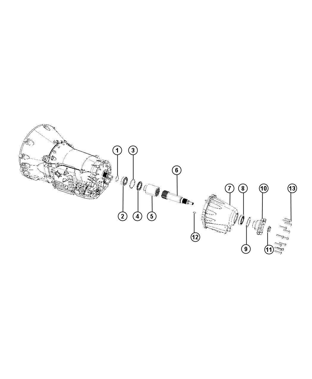[DIAGRAM] 7 Way Trailer Plug With Round Connectors Mopar