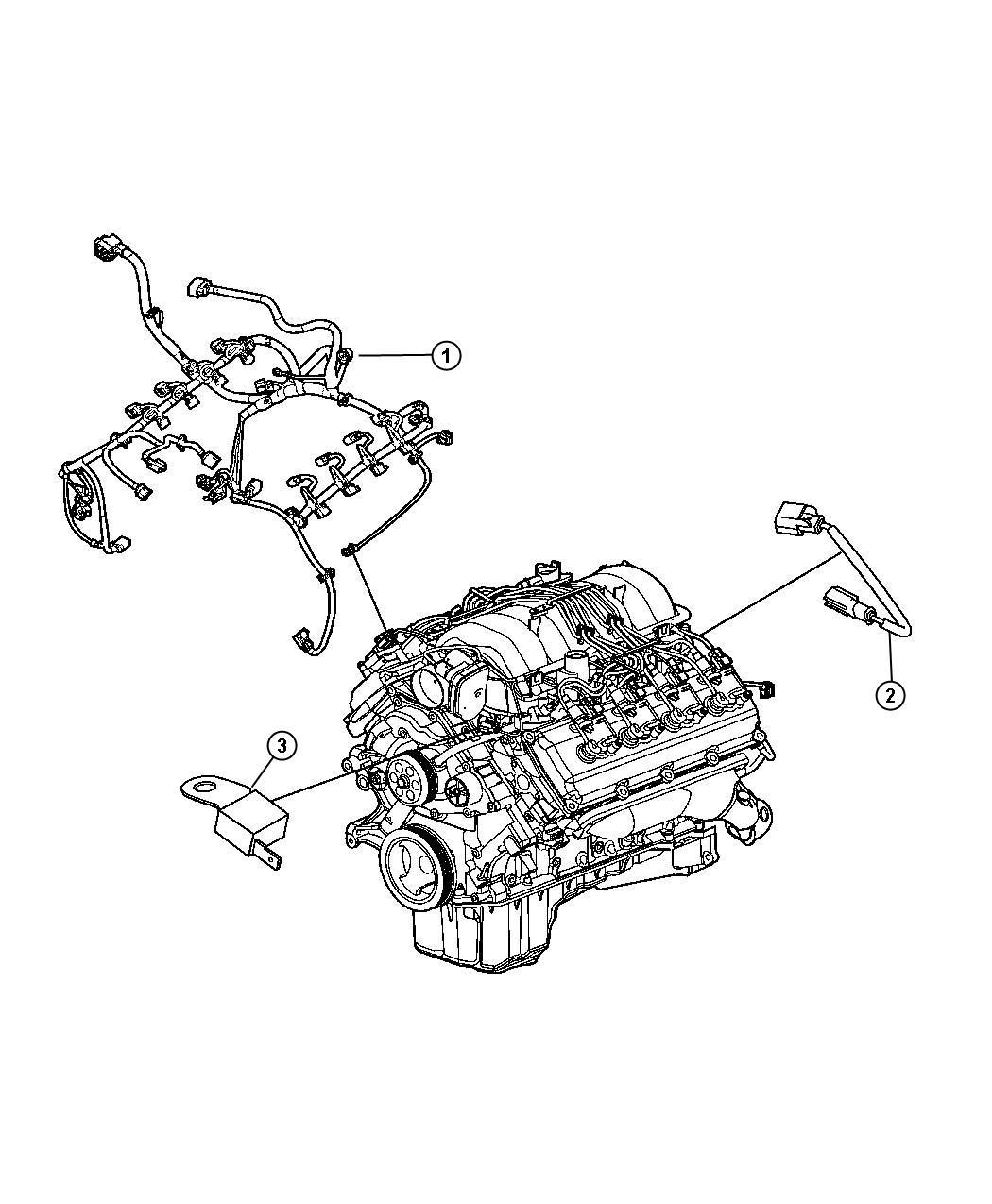Dodge Challenger Wiring Jumper Ground