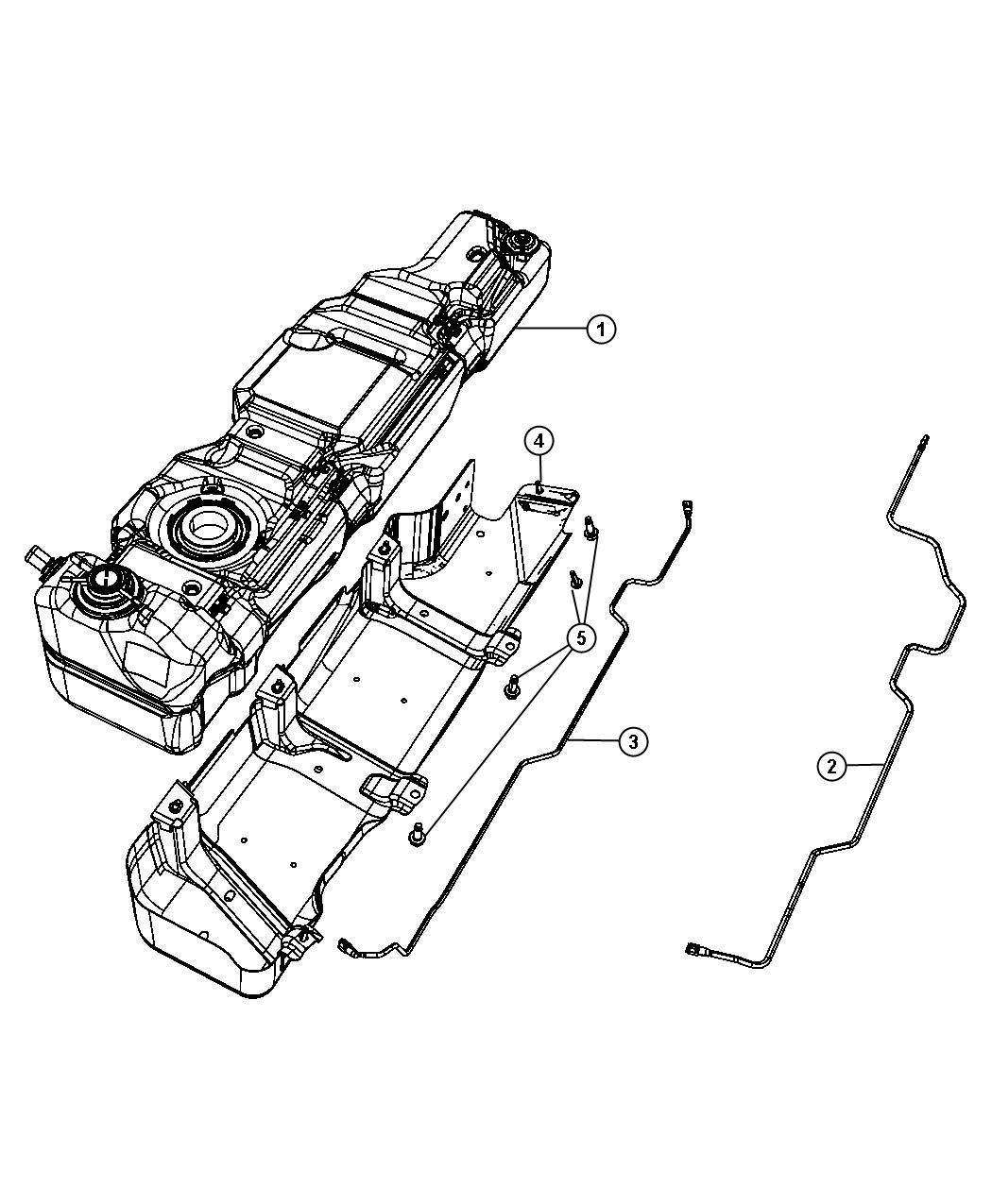 Jeep Wrangler Unlimited X 3 8l V6 M T 4x4 Skid Plate