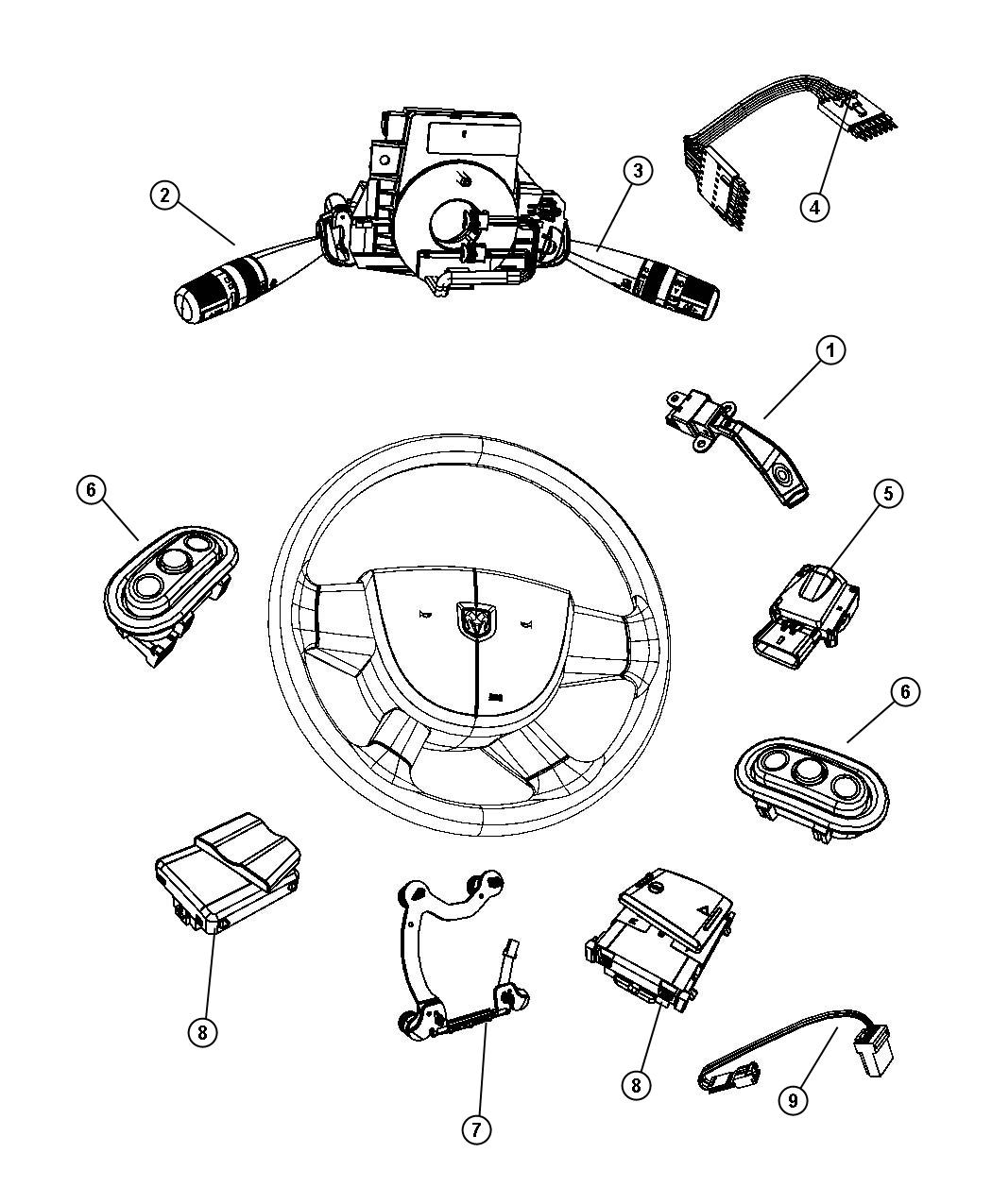 cj5 steering column diagram telescope optics ray jeep parts engine and