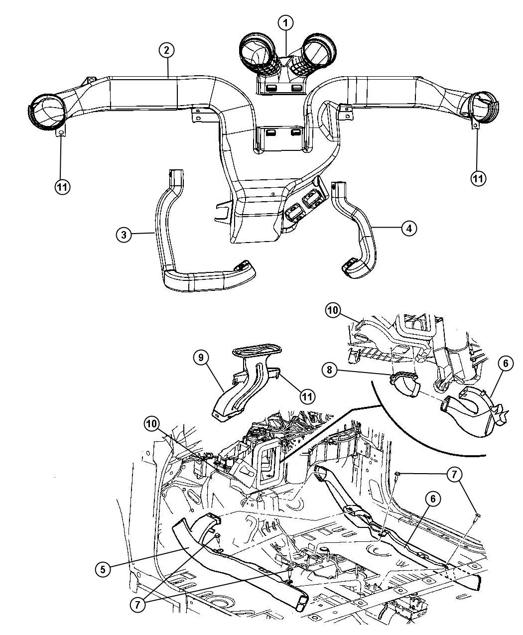 Dodge Ram Screw Hex Flange Head M4 2x1 70x15 00 A