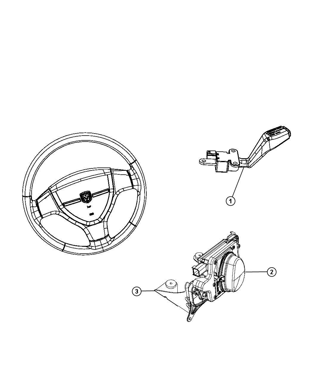 Chrysler 300 Used For Sensor And Bracket Adaptive