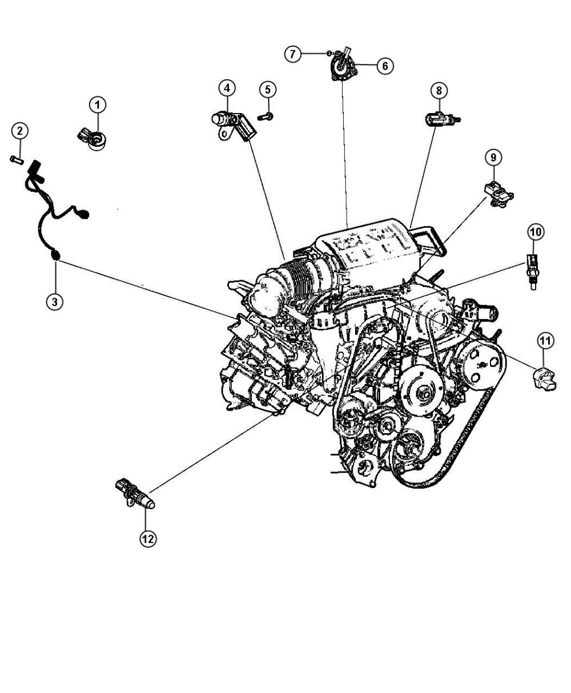 medium resolution of 2007 jeep wrangler engine parts diagram