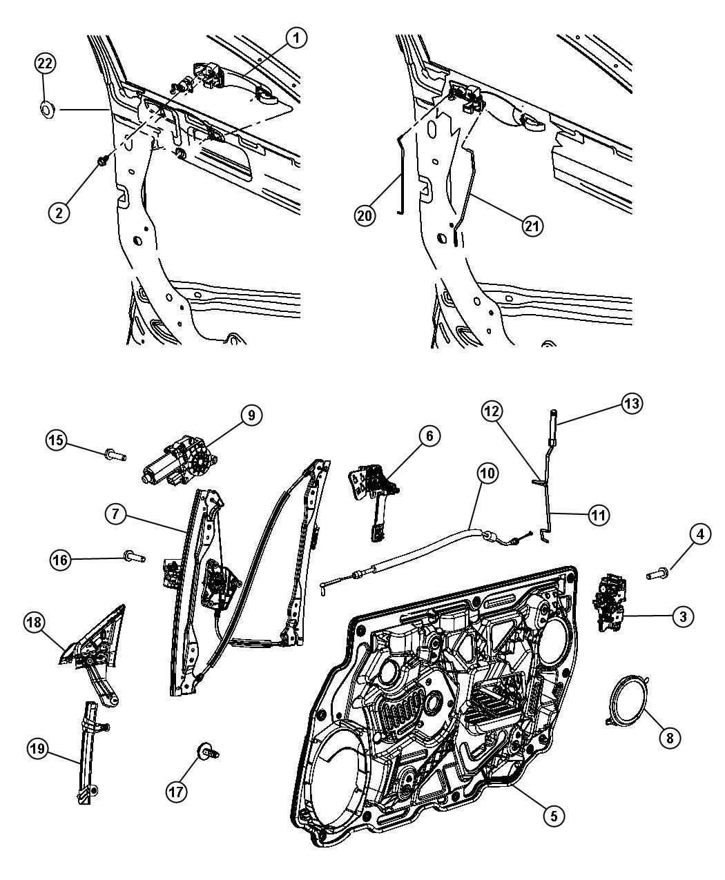 Dodge Avenger Plug. Adjustment, adjustment plug