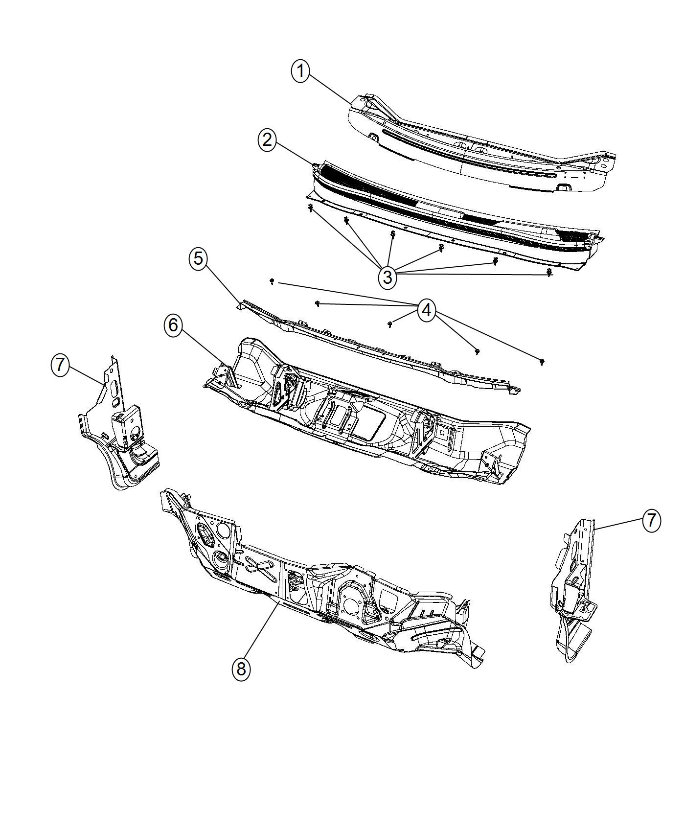 Jeep Liberty Dash Diagram