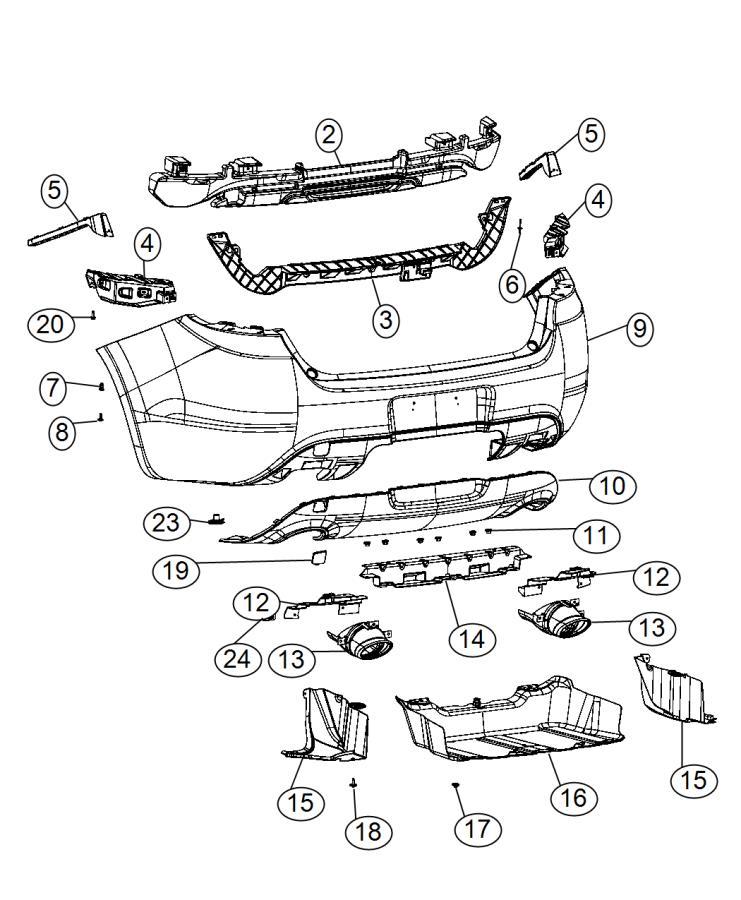2013 Dodge Dart Parts Diagram. Dodge. Auto Parts Catalog