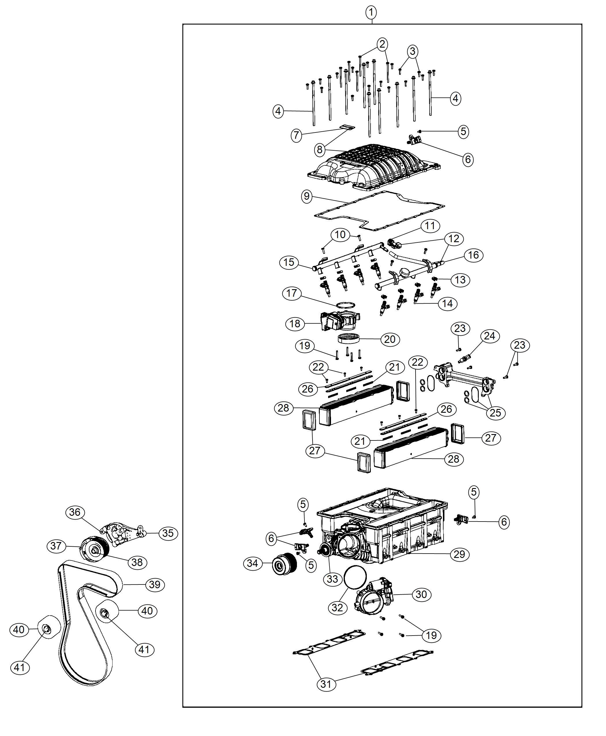 Dodge Challenger Valve. Pressure relief. [phev adaptation