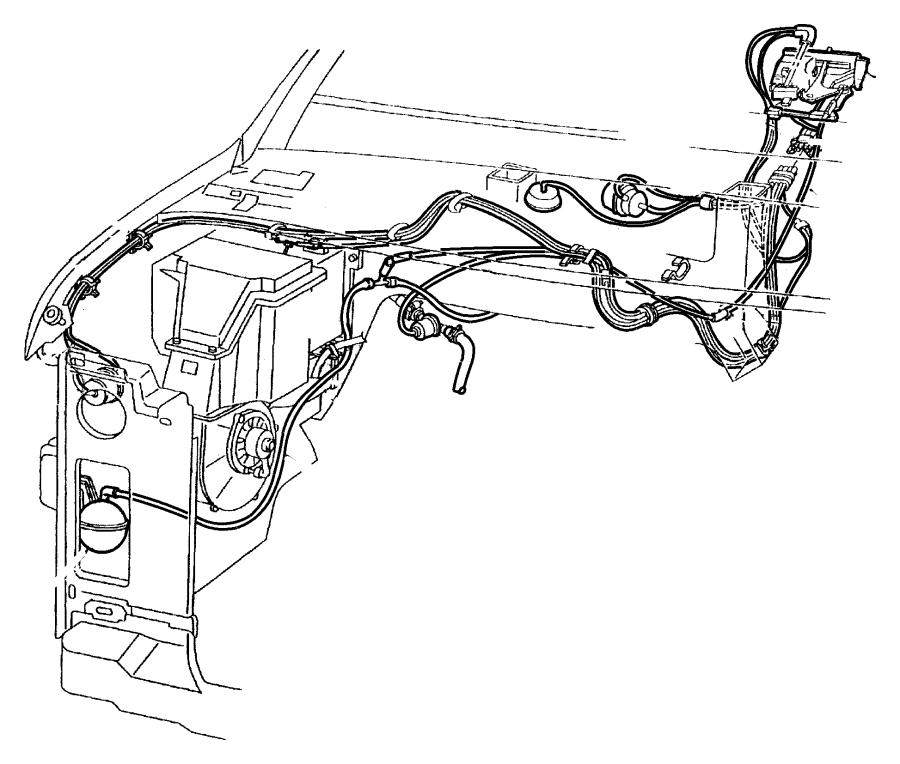 [How Repair Ac Vacuum On A 2000 Dodge Ram 1500 Club