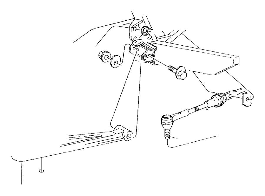 Dodge Viper Suspension, Rear.