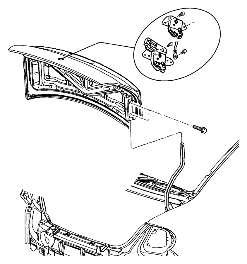 Ledningsdiagram For 1988 Dodge Dakota