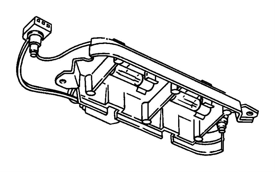 1997 Dodge Ram 1500 REG CAB 8FT BOX 8 FT BOX 5.2L Magnum