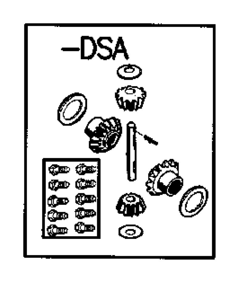 Dana Model 60 Axle Manual