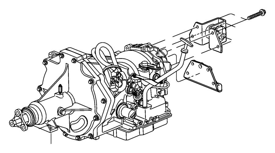 Dodge Intrepid O Ring Engine Oil Indicator Tube Engine