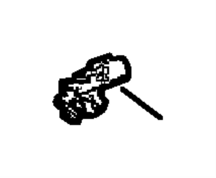 Dodge Stratus Sensor. Map. Levemissions, iiinab, iiileaded