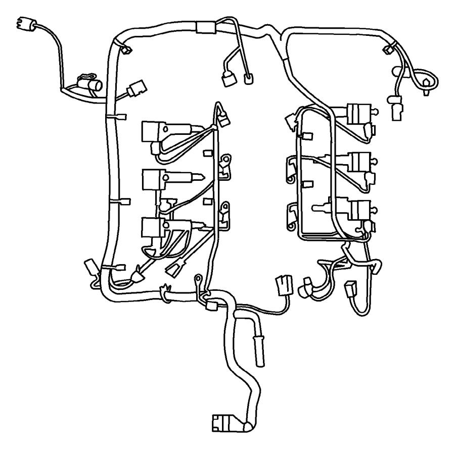 Dodge Viper Spark plug. Wires, plugscablescoil