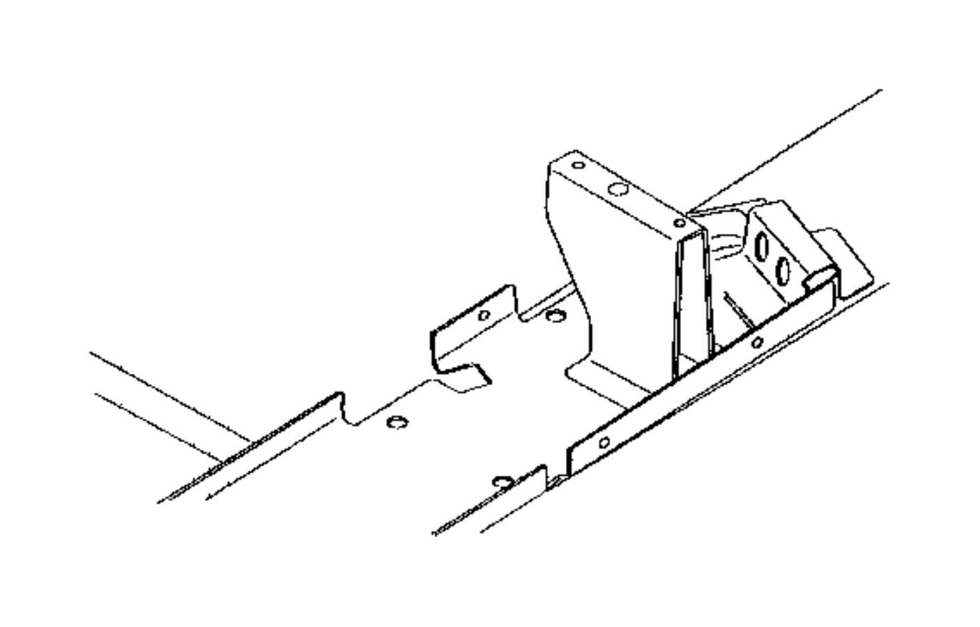 Plymouth Prowler Screw. Pan head. 437-20x1.375. Seatouter