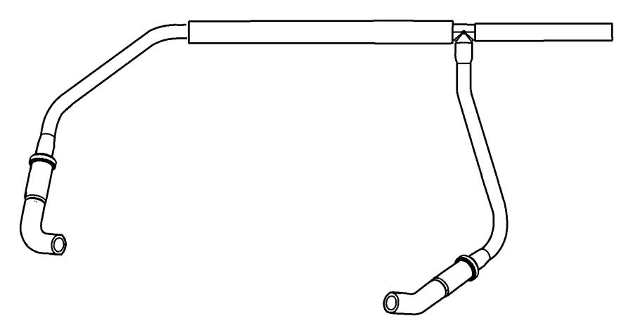 Search Dodge Dakota Engine > crankcase ventilation Parts