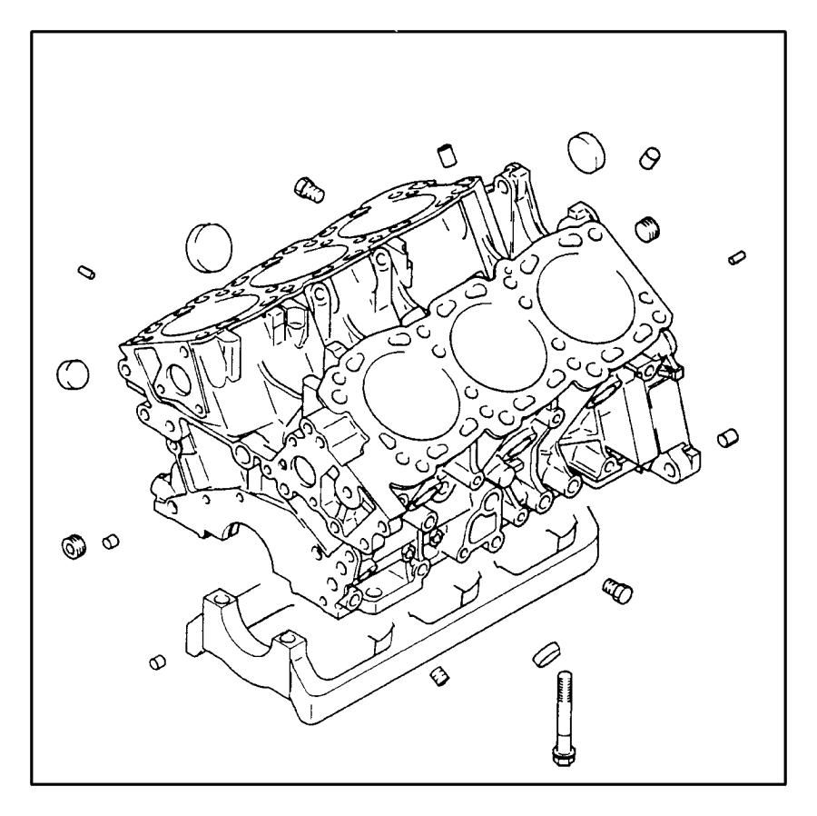 Plymouth Grand Voyager Plug. Expansion. (sealing, 25), 25