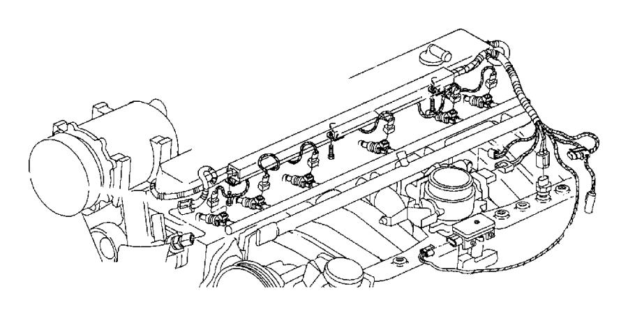 2004 Jeep Wrangler Wiring. Engine. [na1, nbj], [nas, nbj