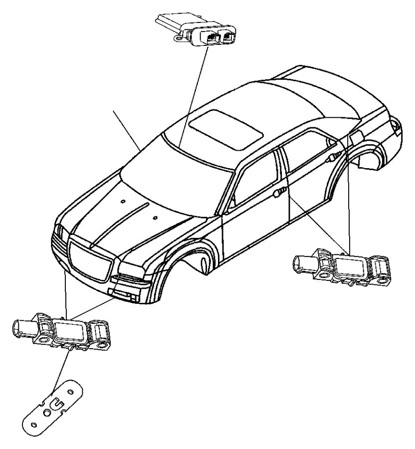 2012 Dodge Module. Occupant classification. Trim: [seats