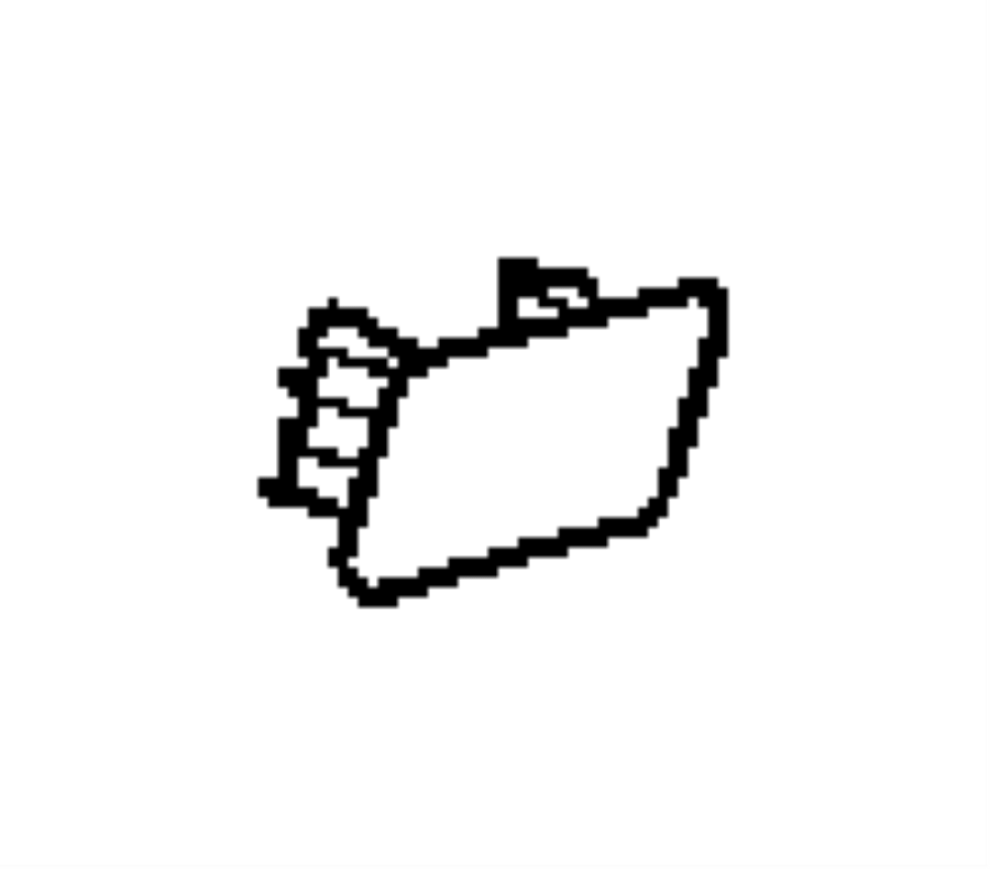 Dodge SPRINTER Plug. Headliner. Color: [gray]. Tilting
