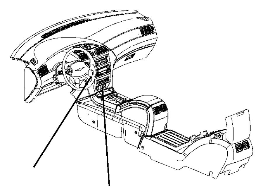 Chrysler Pacifica Wiring. Radio. [sirius satellite radio