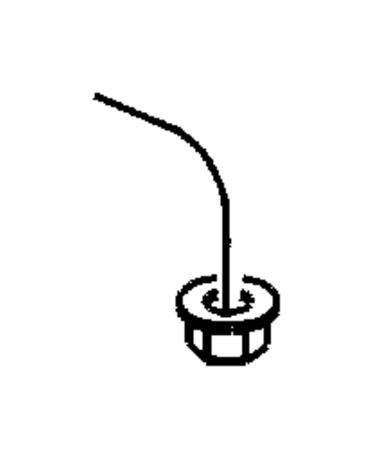 Plymouth Neon Pedal. Brake. Manual transmission