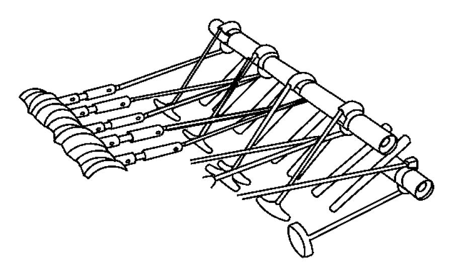 Camshaft And Valvetrain 6.4L [6.4L V8 SRT HEMI Engine